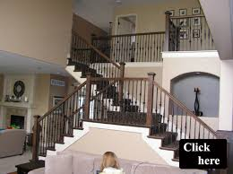Replacing A Banister And Spindles Iron Spindles Gallery Kc Wood