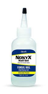 nonyx fungal nail clarifying gel walmart com
