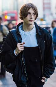 mens middle parting hairstyle 20 cool european haircuts to rock in 2018 the trend spotter
