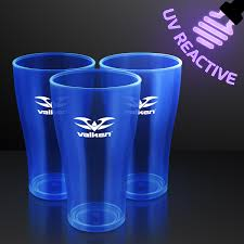 glow in the cups 20 oz neon green glow cups reacts to uv light 5 day goimprints