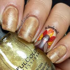 21 amazing thanksgiving nail ideas page 2 of 2 stayglam
