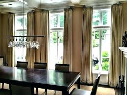 Curtains For Dining Room Ideas Dining Room Draperies Ideas Window Curtains For Dining Room Dining