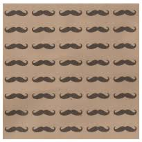 mustache wrapping paper wrapping paper mustache incognito
