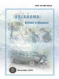 download drivers manual to test in oklahoma docshare tips