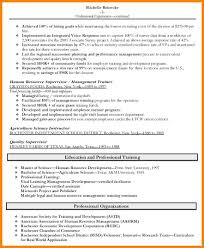 hr resume format for experienced eliolera com