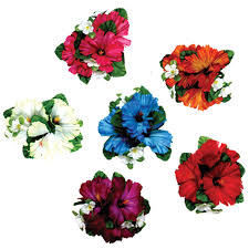 flower accessories large hibiscus flower accessories china wholesale large hibiscus