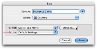 quicktime pro qt movies from fcp