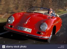 vintage porsche 356 car porsche 356 carrera a speedster model year 1955 1958 stock