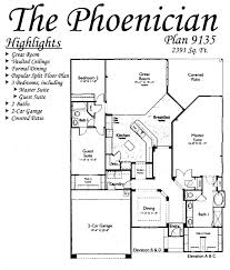 floor plans for the phoenician models inside arizona traditions