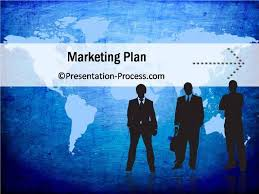 marketing plan template sets for powerpoint