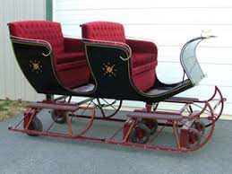santa sleigh for sale sleds and sleighs for sale carriage restoration and