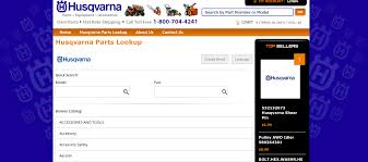 husqvarna parts distributors u2013 genuine husqvarna parts u0026 accessories