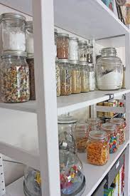 kitchen food storage ideas create an open shelving pantry with ikea shelves hometalk