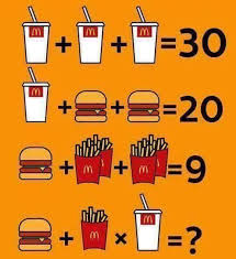Meme At - improving the mcdonalds maths meme matheminutes