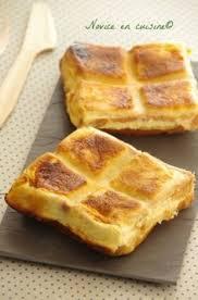 tablette cuisine cook vanilla slice karpatka recipe vanilla choux pastry