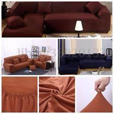 How To Make A Slipcover For A Sectional Sectional Slipcovers Ebay