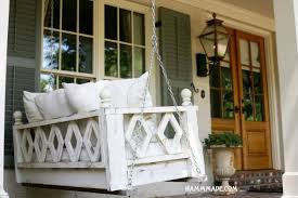 home porch front porch swing bed deltaqueenbook