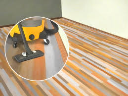 How To Lay Laminate Hardwood Flooring How To Sand Hardwood Floors With Pictures Wikihow