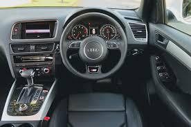 2011 Audi Q5 Interior Audi Q5 2 0 Tfsi Quattro S Line Tiptronic Review Review Autocar