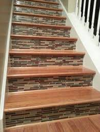 capping a staircase with laminate flooring i had no idea this was