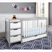 Freeport Convertible Crib Contvertible Cribs Wood Cottage Birch Upholstered Graco Freeport