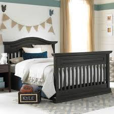 Pali Cribs Discontinued Maximo Convertible Crib In Dark Roast