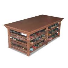 Wine Coffee Table Wine Coffee Table All Solid Wood With Storage For 72 Bottles