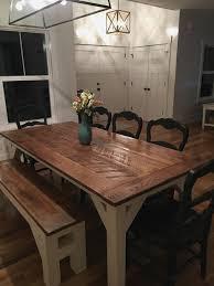 10 ft farmhouse table the suitable 47 footage farmhouse table for 10 sweet tuppercraft com