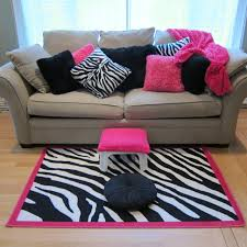 28 pink zebra home decor chic pink and zebra bedroom ideas
