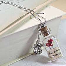 Baby Remembrance Jewelry Gone But Never Forgotten Remembrance Necklace Personal Memory