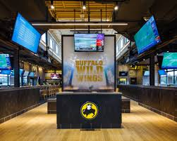 Buffalo Wild Wings Floor Plan by Buffalo Wild Wings Restaurant Construction The Bannett Group
