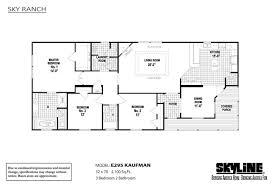 sky ranch e295 kaufman by texas built mobile homes