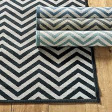 Outdoor Chevron Rug Chevron Stripe Indoor Outdoor Rug Ballard Designs