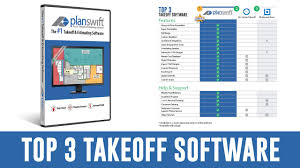 construction bid software top 3 best takeoff and estimating software 2017