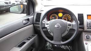 Nissan Sentra Interior 2009 Nissan Sentra Midnight Sky Stock M1406301 Interior