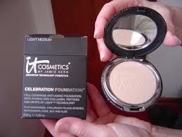 it cosmetics celebration foundation light summer beauty must have it cosmetics celebration foundation fair
