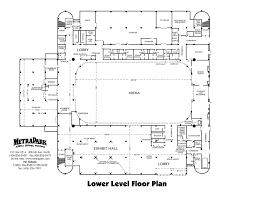 stadium floor plan maps