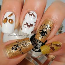 27 inspiring thanksgiving nails designs naildesignsjournal