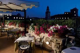 roof garden hosianum palace roma