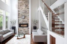 Living Room With Stairs Design Stunning Living Room Near Staircase On Living Room Throughout