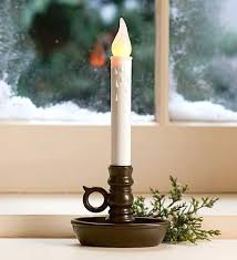Electric Candle Lights For Windows Designs Window Candle Electric Window Candle L Sensor Electric Light