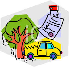 wrecked car clipart crash clipart damaged car pencil and in color crash clipart