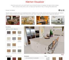 kitchen cabinet color simulator decorate your kitchen using our new kitchen visualizer
