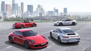 porsche cabriolet 2014 digital presentation of the 911 carrera gts