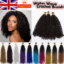 crochet weave with deep wave hairstyles for women over 50 women s synthetic long curly braid hair extensions ebay