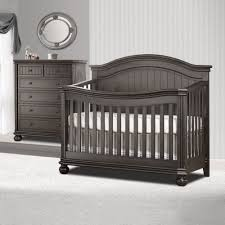 Convertible Crib Sets by Sorelle Finley 2 Piece Nursery Set Crib And 6 Drawer Dresser