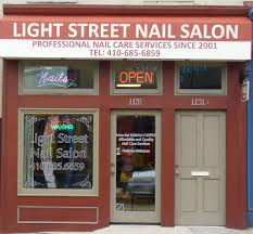 light street nail salon federal hill baltimore