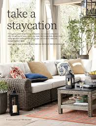 What Design Style Is Pottery Barn Online Catalog Outdoor Summer 2017 Pottery Barn