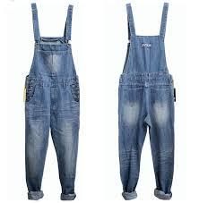 jean one jumpsuit click to buy 3xl 4xl 5xl plus size mens denim blue overalls