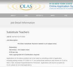 Substitute Teacher Job Description For Resume by Neil Katz Personnelscsd Twitter